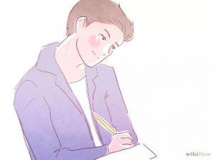 drague fille boite de nuit papier stylo