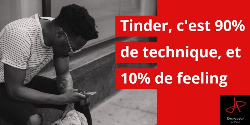 Tinder vague de branchement