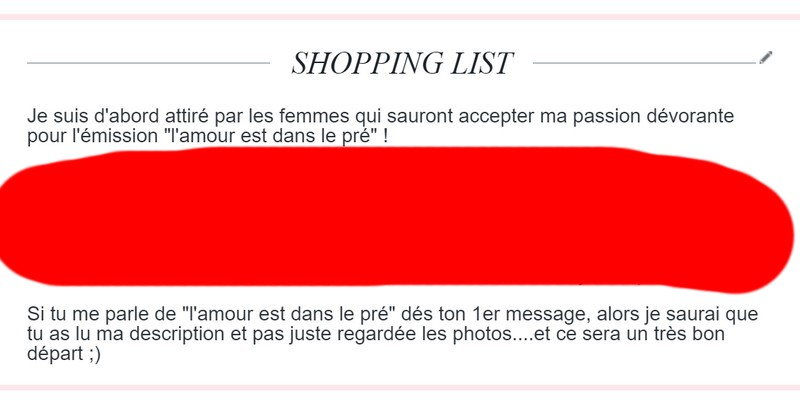 exemple-description-adopteunmec-shopping-list