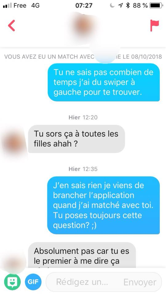 exemple sms drole drague