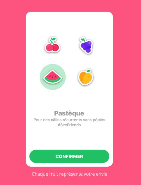 application fruitz