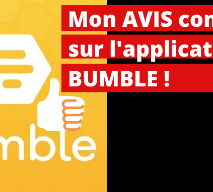 application Bumble avis